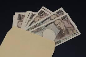 給料袋 現金のフリー写真素材 無料画像素材のプロ・フォト mny0057-001
